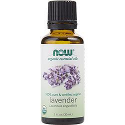 Now Essential Oils Lavender Oil 100% Organic 1 Oz By Now Essential Oils