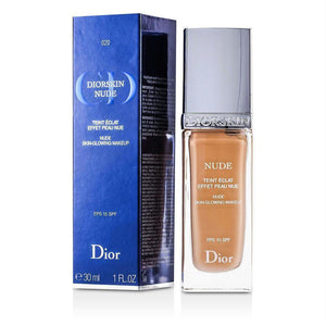 Christian Dior Diorskin Nude Skin Glowing Makeup Spf 15 - # 020 Light Beige --30ml-1oz By Christian Dior - beauty-price-match