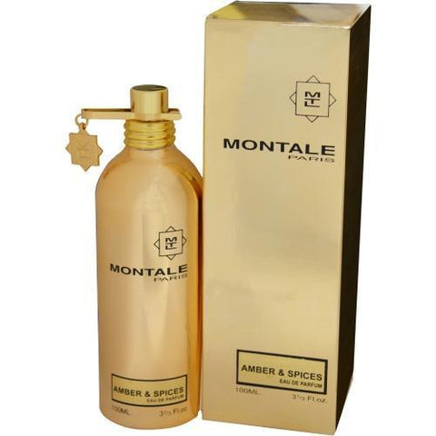 Montale Paris Amber & Spices By Montale Eau De Parfum Spray 3.4 Oz - Buy Beauty Products