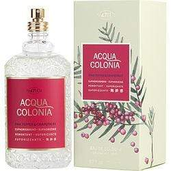 4711 Acqua Colonia By 4711 Pink Pepper & Grapefruit Eau De Cologne Spray 5.7 Oz - Buy Beauty Products