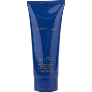 Oscar Pour Lui  Oscar De La Renta Hair And Body Wash 6.7 Oz | - Beauty Brands