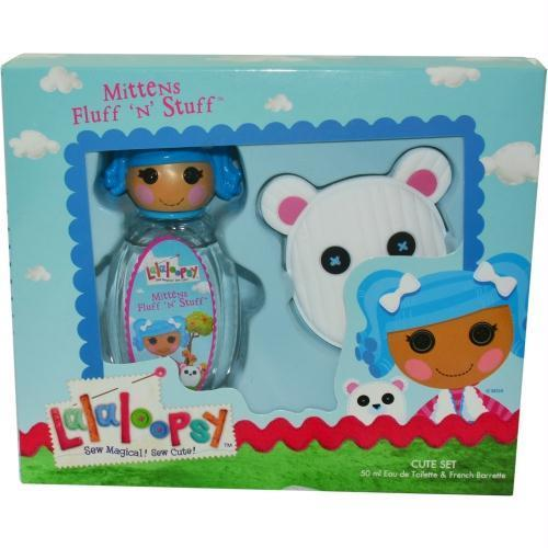Marmol & Son Gift Set Lalaoopsy Mittens Fluff N Stuff By Marmol & Son - beauty-price-match