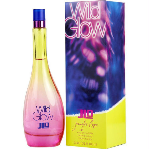 Wild Glow By Jennifer Lopez Edt Spray 3.4 Oz