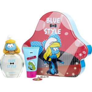 First American Brands Gift Set Smurfs 3d By First American Brands - beauty-price-match