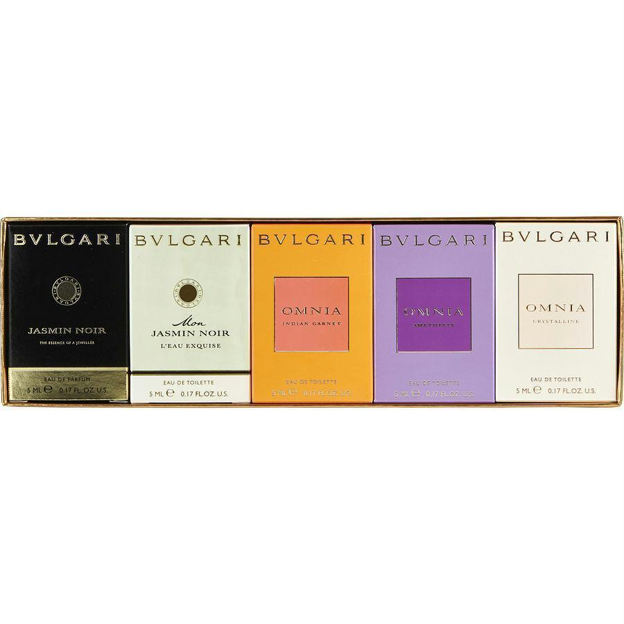 Bvlgari Gift Set Bvlgari Variety By Bvlgari | BEAUTY PRICE MATCH GUARANTEED™ - beauty-price-match