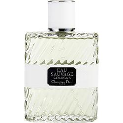 Eau Sauvage By Christian Dior Eau De Cologne Spray 3.4 Oz *tester