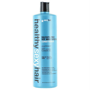 Healthy Sexy Hair Sulfate-free Soy Moisturizing Conditioner 33.8 Oz - beauty-price-match