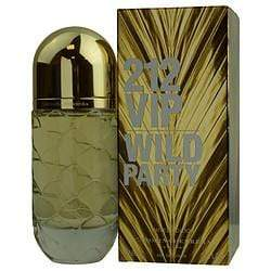 212 Vip Wild Party By Carolina Herrera Edt Spray 2.7 Oz (limited Edition) - Buy Beauty Products