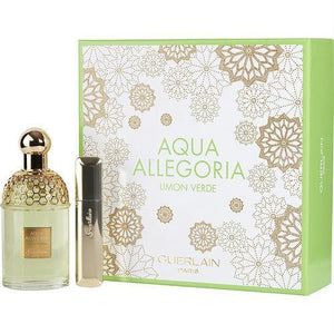Guerlain Gift Set Aqua Allegoria Limon Verde By Guerlain - beauty-price-match