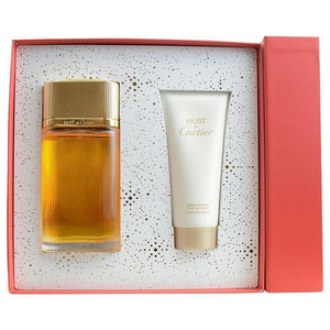 Cartier Gift Set Must De Cartier Gold By Cartier | BEAUTY PRICE MATCH™ | BEAUTY PRICE MATCH GUARANTEED™ - beauty-price-match