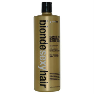 Blonde Sexy Hair Sulfate-free Bombshell Shampoo 33.8 Oz - beauty-price-match