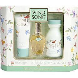 Prince Matchabelli Gift Set Wind Song By Prince Matchabelli | RETURN TO INVENTORY