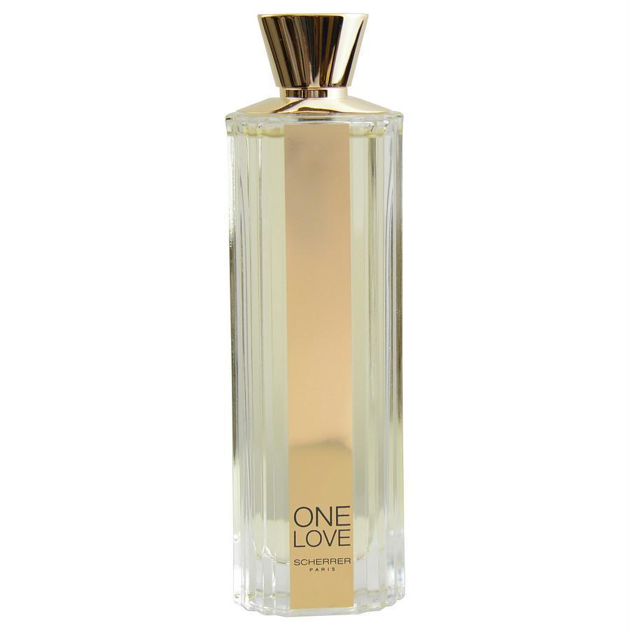 One Love  By Jean Louis Scherrer Eau De Parfum Spray 3.3 Oz *tester - beauty-price-match