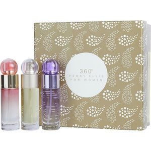 Perry Ellis Gift Set Perry Ellis 360 Variety By Perry Ellis - beauty-price-match