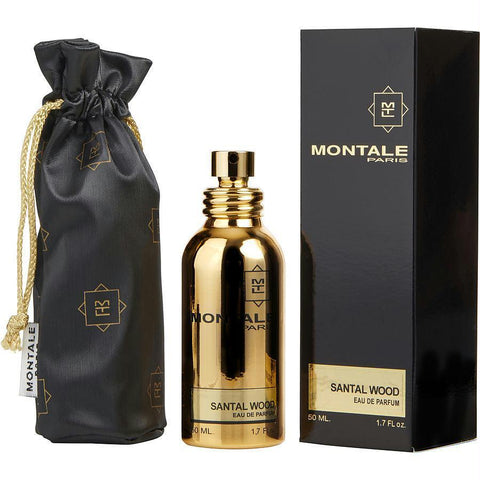 Montale Paris Santal Wood By Montale Eau De Parfum Spray 1.7 Oz