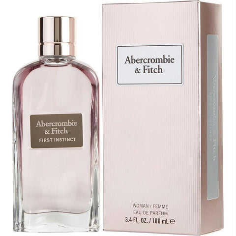 Abercrombie & Fitch First Instinct By Abercrombie & Fitch Eau De Parfum Spray 3.4 Oz | BEAUTY PRICE MATCH | HURRY AND HURRY HARD | BEAUTY PRICE MATCH GUARANTEED™ - beauty-price-match