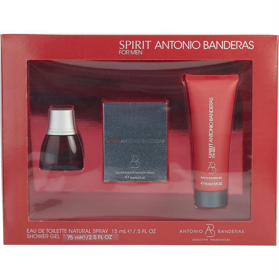 Antonio Banderas Gift Set Spirit By Antonio Banderas | BEAUTY CARE ONLINE | BEAUTY PRICE MATCH GUARANTEED™ - beauty-price-match