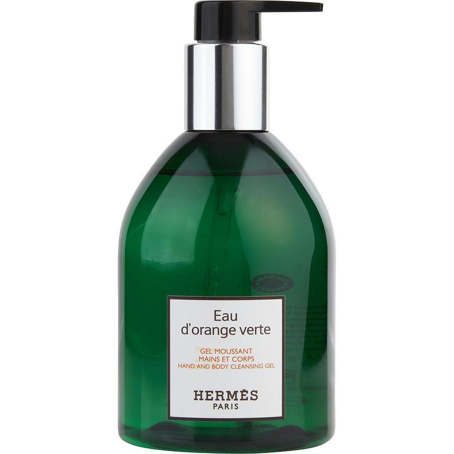 Hermes Eau D'orange Vert By Hermes Hand And Body Cleansing Gel 10.1 Oz - beauty-price-match