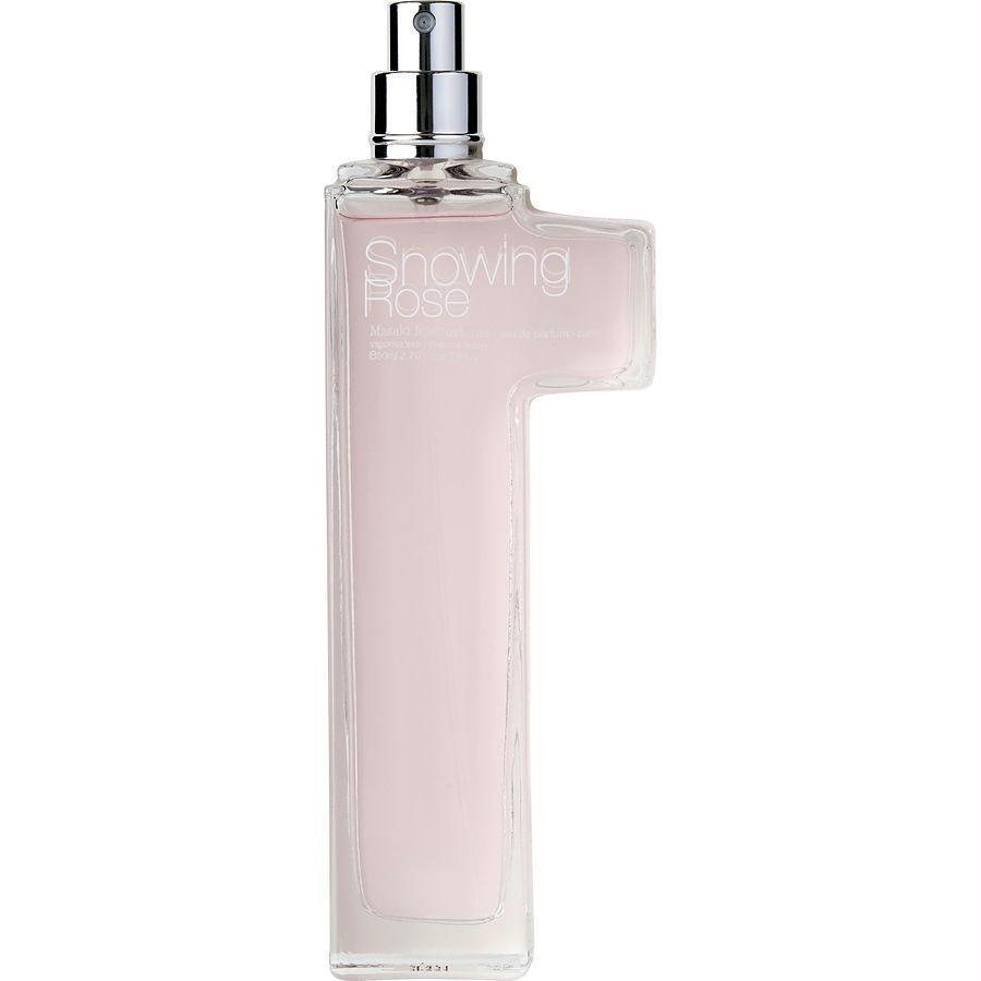 Snowing Rose By Masaki Matsushima Eau De Parfum Spray 2.7 Oz *tester - beauty-price-match