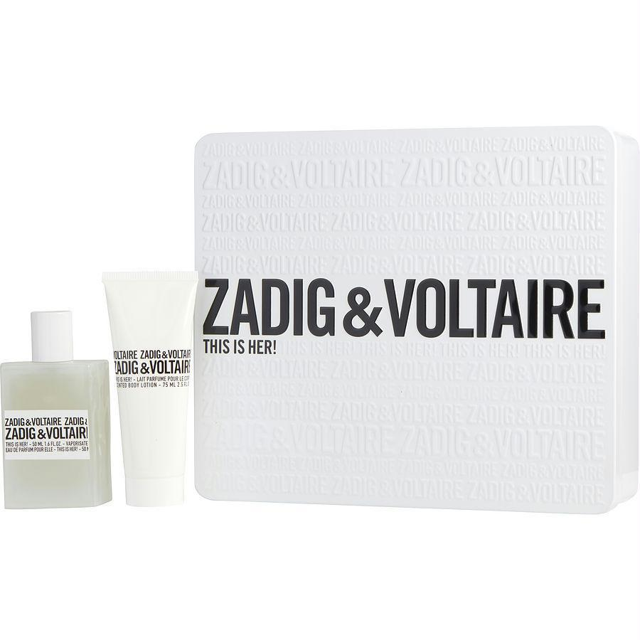 Zadig & Voltaire Gift Set Zadig & Voltaire This Is Her! By Zadig & Voltaire - beauty-price-match