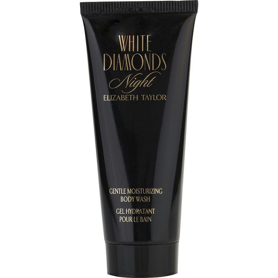 White Diamonds Night  Elizabeth Taylor Body Wash 3.3 Oz | BEAUTY PRICE MATCH GUARANTEED™ - beauty-price-match