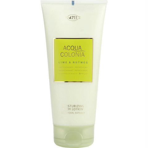 4711 Acqua Colonia By 4711 Lime & Nutmeg Body Lotion 6.8 Oz - Buy Beauty Products