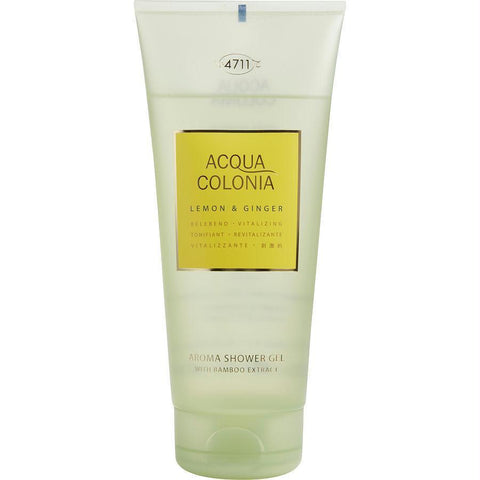 4711 Acqua Colonia By 4711 Lemon & Ginger Shower Gel 6.8 Oz - Buy Beauty Products