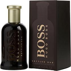 Boss Bottled Oud  Hugo Boss EDP  3.4 Oz