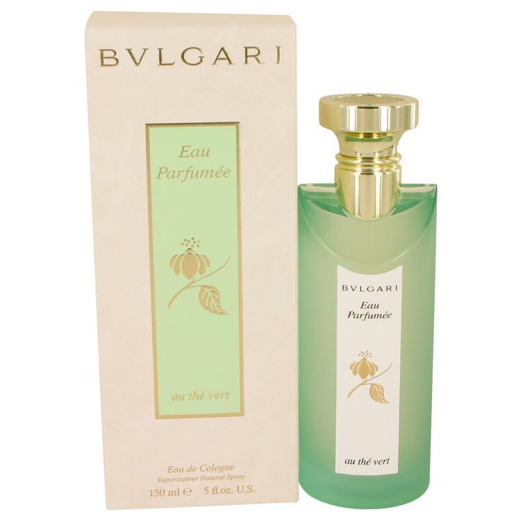 BVLGARI EAU PaRFUMEE (Green Tea) by Bvlgari Cologne Spray (Unisex) 5 oz | BEAUTY PRICE MATCH GUARANTEED™ - beauty-price-match