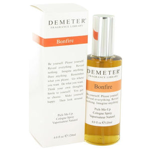 Demeter by Demeter Bonfire Cologne Spray 4 oz - buybeautybrands