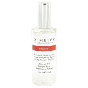 Demeter by Demeter Bourbon Cologne Spray 4 oz - buybeautybrands