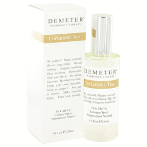 Demeter by Demeter Coriander Tea Cologne Spray 4 oz - buybeautybrands