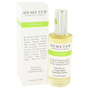 Demeter by Demeter Geranium Cologne Spray 4 oz |  BUY ONLINE | BEAUTY PRICE MATCH GUARANTEED™ - beauty-price-match