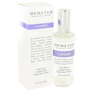 Demeter by Demeter Lavender Cologne Spray 4 oz | BEAUTY PRICE MATCH GUARANTEED™ - beauty-price-match