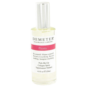 Demeter by Demeter Peony Cologne Spray 4 oz | BEAUTY PRICE MATCH GUARANTEED™ - beauty-price-match
