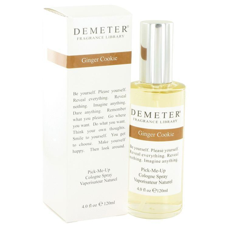 Demeter by Demeter Ginger Cookie Cologne Spray 4 oz | BEAUTY PRICE MATCH GUARANTEED™ - beauty-price-match