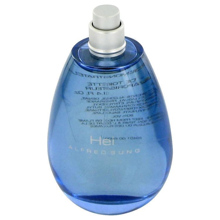 Hei by Alfred Sung Eau De Toilette Spray (Tester) 3.4 oz | PRICE MATCH GUARANTEED |  SUNG PD - beauty-price-match