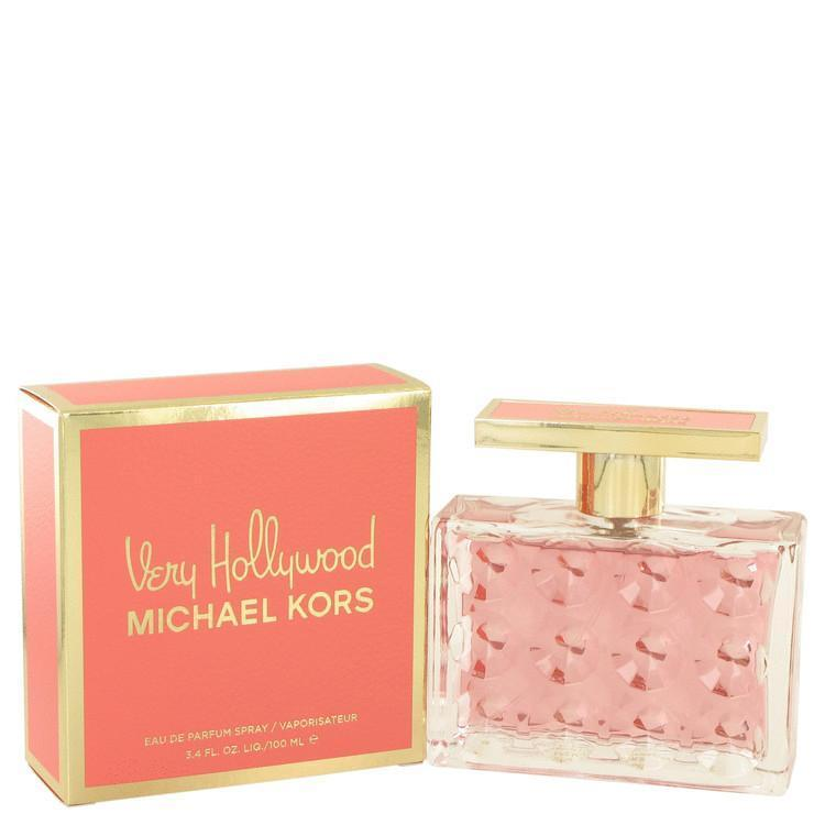 Very Hollywood by Michael Kors Eau De Parfum Spray 3.4 oz | PRICE MATCH PRODUCT - beauty-price-match