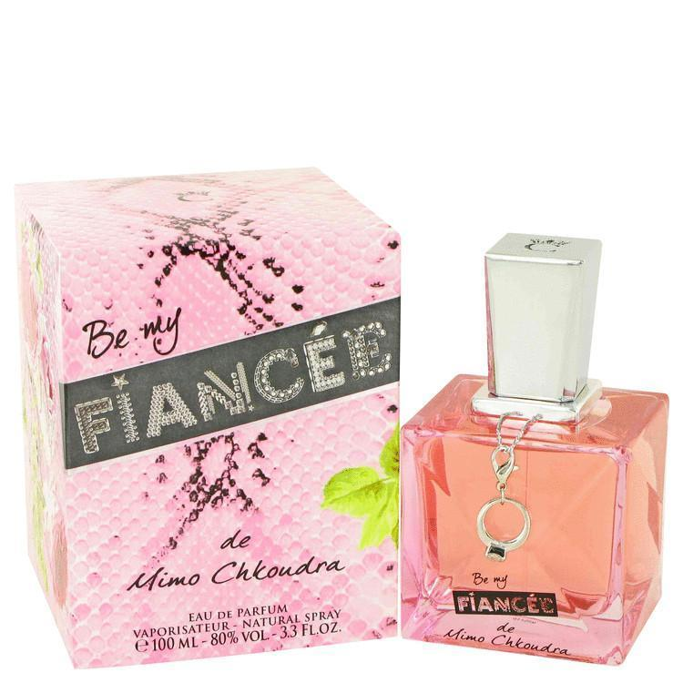 Be My Fiance by Mimo Chkoudra Eau De Parfum Spray 3.3 oz - beauty-price-match