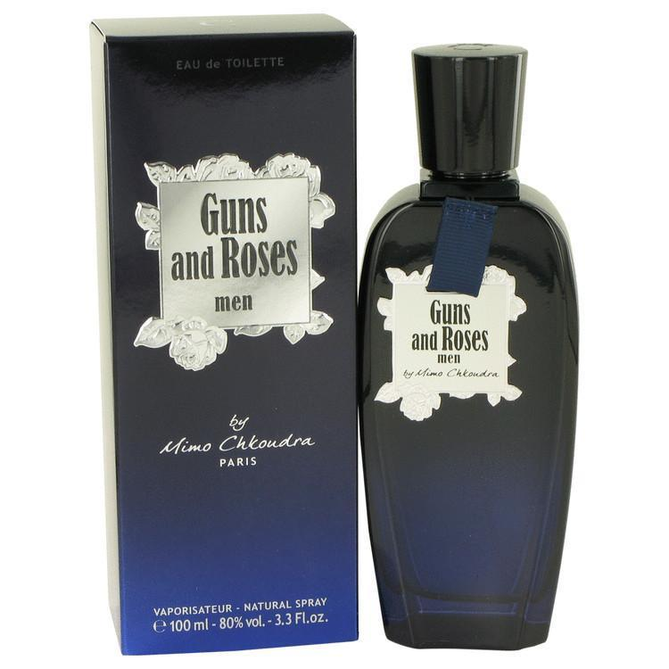Guns and Roses by Mimo Chkoudra Eau De Toilette Spray 3.3 oz - beauty-price-match