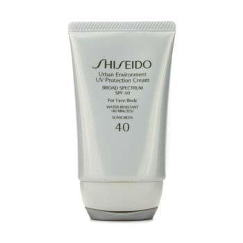 Shiseido Urban Environment UV Protection Cream SPF 40 (For Face & Body) - beauty-price-match