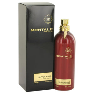 Montale Silver Aoud by Montale Eau De Parfum Spray 3.3 oz | BEAUTY PRICE MATCH™ - beauty-price-match