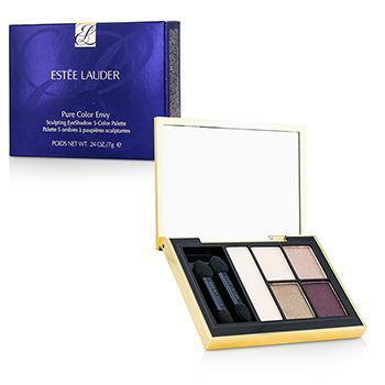 Estee Lauder Pure Color Envy Sculpting Eyeshadow 5 Color Palette - 06 Currant Desire - beauty-price-match