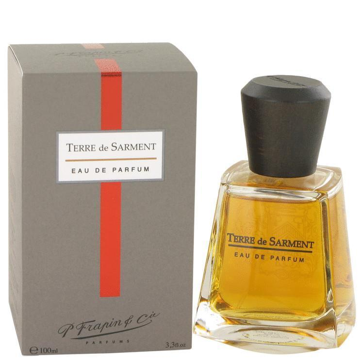Terre De Sarment by Frapin Eau De Parfum Spray (Unisex) 3.3 oz - beauty-price-match