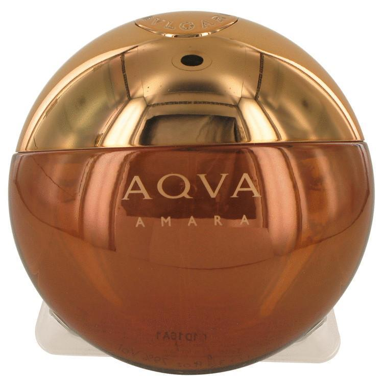 Bvlgari Aqua Amara by Bvlgari Eau De Toilette Spray (Tester) 3.4 oz - beauty-price-match