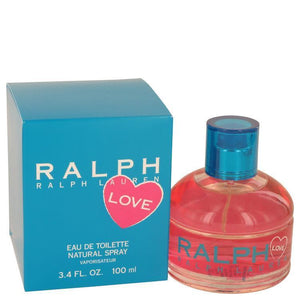 Ralph Lauren Love by Ralph Lauren Eau De Toilette Spray (2016) 3.4 oz - beauty-price-match