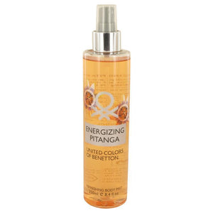 Energizing Pitanga by Benetton Body Mist 8.4 oz | BEAUTY PRICE MATCH GUARANTEED™ - beauty-price-match