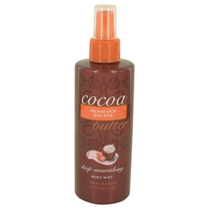 Sensuous Escape Cocoa Butter by Victoria's Secret Body Mist 8.4 oz - beauty-price-match