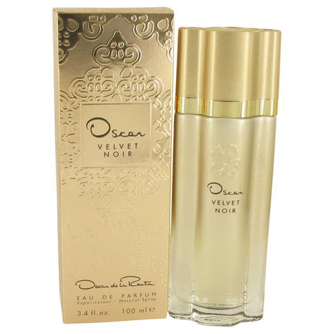 Oscar Velvet Noir by Oscar De La Renta Eau De Parfum Spray 3.3 oz - Buy Beauty Products