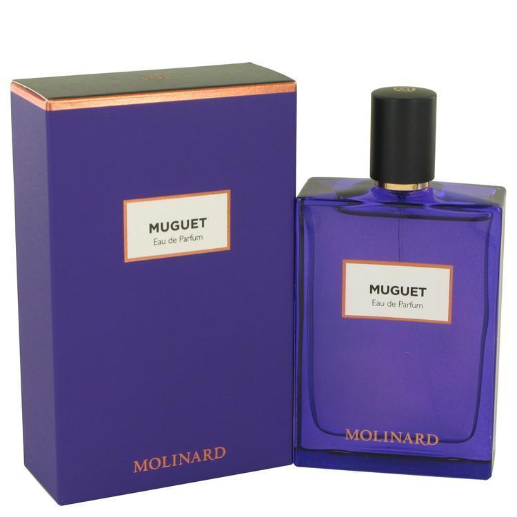 Molinard Muguet by Molinard Eau De Parfum Spray 2.5 oz - beauty-price-match